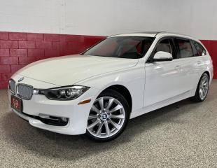 Used 2014 BMW 3 Series 328i XDRIVE TOURING WAGON NAVI PANO ROOF BLINDSPOT MONITOR for sale in North York, ON