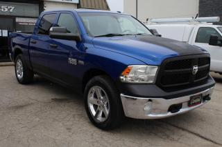 Used 2014 RAM 1500 4WD Crew Cab 5.7 Hemi Back camera for sale in Mississauga, ON