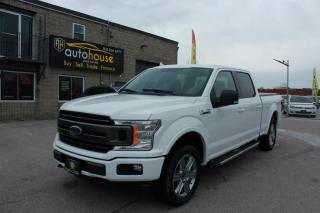 Used 2018 Ford F-150 4WD/SUPER CREW/XLT/V8/5.0/SPORTS PKG/SINGLE OWNER for sale in Newmarket, ON