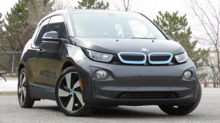 Used 2015 BMW i3 4dr HB w/Range Extender for sale in North York, ON