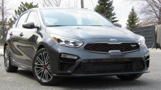 Used 2020 Kia Forte5 GT Moonroof for sale in North York, ON