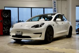 Used 2020 Tesla Model 3 STANDARD RANGE PLUS AUTOPILOT, AERO, CARFAX CLEAN! for sale in Oakville, ON