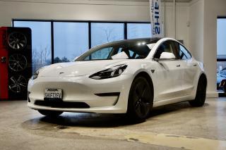 Used 2020 Tesla Model 3 STANDARD RANGE PLUS AUTOPILOT, AERO, CARFAX CLEAN! for sale in Oakville, ON