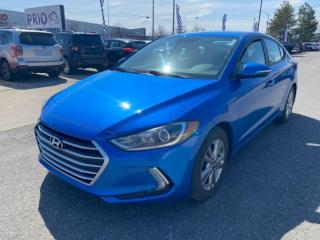 Used 2018 Hyundai Elantra GL AUTO for sale in Ottawa, ON