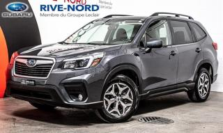 Used 2021 Subaru Forester Convenience Eyesight SIEGES.CHAUFFANTS+CAM.RECUL for sale in Boisbriand, QC