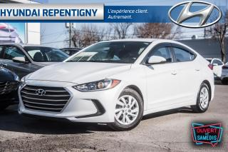 Used 2017 Hyundai Elantra LE 4 PORTES**BLUETOOTH, SIÈGES CHAUFFANTS** for sale in Repentigny, QC
