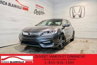 Used 2017 Honda Accord Sport I4 4 portes CVT for sale in Blainville, QC