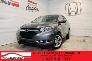 Used 2018 Honda HR-V EX 2RM CVT for sale in Blainville, QC