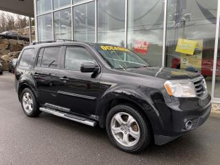 Used 2012 Honda Pilot EX-L , AWD , CUIR ,  TOIT , MAG , CAM DE for sale in Ste-Agathe-des-Monts, QC