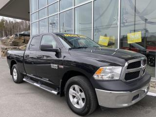 Used 2017 RAM 1500 SXT , QUAD , 4X4 , A/C , 6 PASSAGERS , C for sale in Ste-Agathe-des-Monts, QC