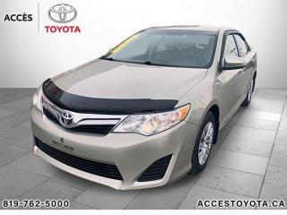 Used 2014 Toyota Camry FIABLE for sale in Rouyn-Noranda, QC