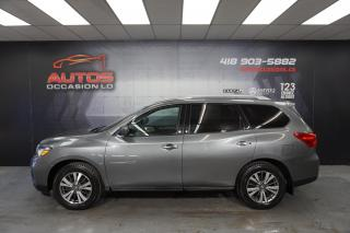 Used 2018 Nissan Pathfinder SV TECH 4WD AUTO MAGS GPS NAV CAMERA 67 580 KM !! for sale in Lévis, QC