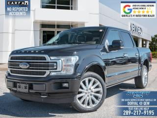 Used 2019 Ford F-150 Limited  for sale in Oakville, ON