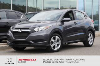 Used 2016 Honda HR-V LX AWD AWD AUTO MAGS BLUETOOTH CAM RECUL++ for sale in Lachine, QC