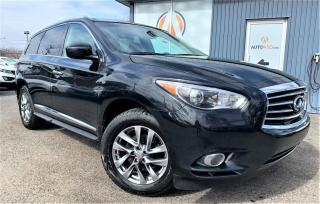 Used 2014 Infiniti QX60 ***AWD,CUIR,TOIT,7 PLACES,MAGS,CAMERA*** for sale in Longueuil, QC