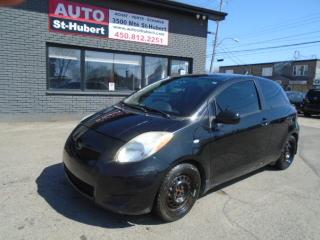 Used 2009 Toyota Yaris CE for sale in St-Hubert, QC