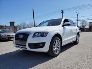 Used 2012 Audi Q5 Quattro Premium Plus *NAV*CAMERA*BT* 89$/SEM for sale in St-Jérôme, QC