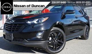 Used 2020 Chevrolet Equinox LT for sale in Duncan, BC