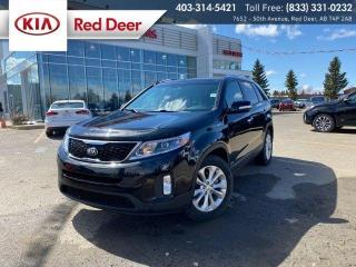 Used 2014 Kia Sorento EX for sale in Red Deer, AB