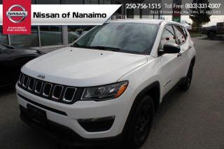 Used 2018 Jeep Compass Sport for sale in Nanaimo, BC