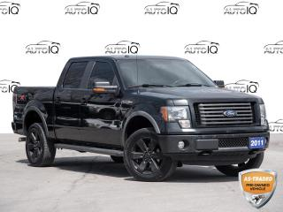Used 2011 Ford F-150 FX4 Clean Car Fax Report  |   Selling AS IS / As Traded for sale in St Catharines, ON
