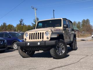 Used 2016 Jeep Wrangler Unlimited Rubicon RUBICON | UNDER 15000 KMS! for sale in Stittsville, ON
