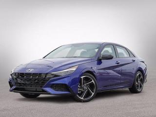 New 2021 Hyundai Elantra N LINE for sale in Fredericton, NB