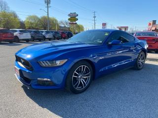Used 2017 Ford Mustang for sale in Sarnia, ON