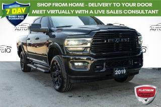 Used 2019 RAM 2500 Laramie LOADED LOW MILEAGE LARAMIE for sale in Innisfil, ON