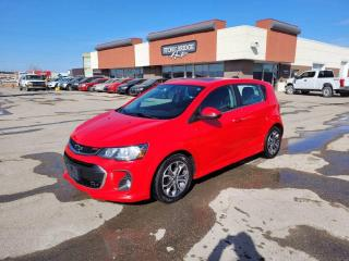 Used 2018 Chevrolet Sonic LT RS 4dr FWD Hatchback for sale in Steinbach, MB