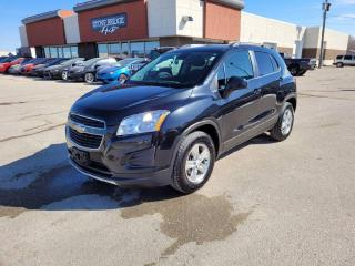 Used 2015 Chevrolet Trax LT 4dr AWD Sport Utility Vehicle for sale in Steinbach, MB