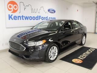 Used 2019 Ford Fusion SE | Heated Front Seats | Blind Spot Detection | Lane Keeping | Clean Carproof for sale in Edmonton, AB