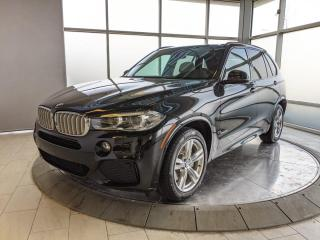Used 2014 BMW X5 xDrive50i | M-Sport | No Accidents | Premium PKG | HUD for sale in Edmonton, AB