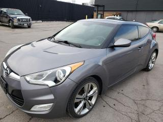 Used 2012 Hyundai Veloster w/Tech for sale in North York, ON