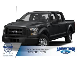 Used 2017 Ford F-150 XLT ONE PREVIOUS OWNER / CLEAN CARFAX / TRAILER TOW for sale in Calgary, AB