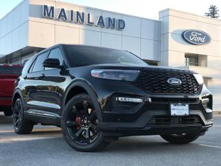 New 2021 Ford Explorer ST 401A - 7-PASSENGER for sale in Surrey, BC