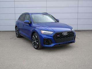 New 2021 Audi SQ5 3.0T Technik for sale in Regina, SK