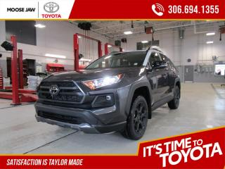 New 2021 Toyota RAV4 TRAIL for sale in Moose Jaw, SK