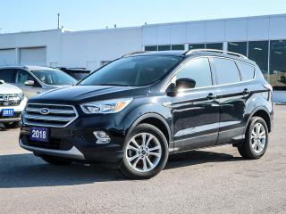 Used 2018 Ford Escape SE for sale in Stouffville, ON