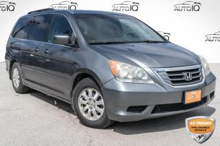 Used 2009 Honda Odyssey EX-L SOLD AS TRADED, YOU CERTIFY, YOU SAVE!!! for sale in Barrie, ON