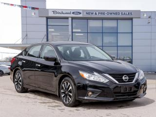 Used 2018 Nissan Altima 2.5 S for sale in Winnipeg, MB