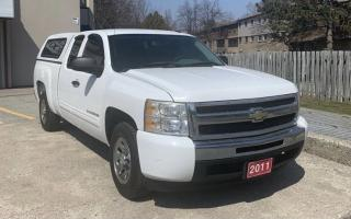 Used 2011 Chevrolet Silverado 1500 LS Cheyenne Edition for sale in Scarborough, ON