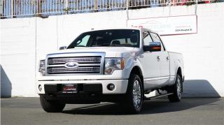 Used 2010 Ford F-150 XLT Platinum for sale in Victoria, BC