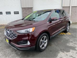 Used 2020 Ford Edge SEL AWD with 201A Package for sale in Kentville, NS