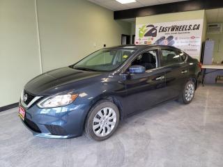 Used 2017 Nissan Sentra S for sale in New Liskeard, ON
