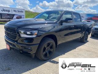 New 2021 RAM 1500 SPORT l LEATHER l PANO ROOF l 12'' SCREEN for sale in New Hamburg, ON