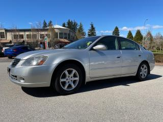 Used 2005 Nissan Altima 4dr Sdn I4 Auto 2.5 S for sale in Surrey, BC