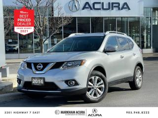 Used 2014 Nissan Rogue SV FWD CVT for sale in Markham, ON