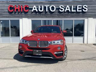 Used 2017 BMW X4 xDrive28i HUD NAVI LOADED NO-ACCIDENT for sale in Richmond Hill, ON