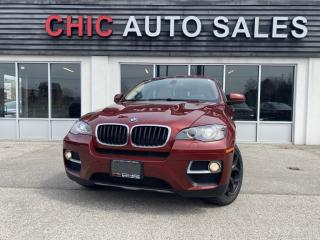 Used 2013 BMW X6 AWD|NAVI|SUNROOF for sale in Richmond Hill, ON